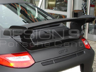 Rear Spoiler GT3 Look fit Porsche 997 Models