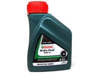 Castrol Brake FLuid DOT 4 - 0.5LTR