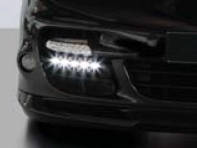 Daytime Running Lamps (DRL) LED for Porsche 911 (997) Turbo >>2009 TECHART