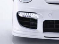 Multifunctional Daytime Running Lamps (DRL) LED for Porsche 911 (997) GT2  TECHART